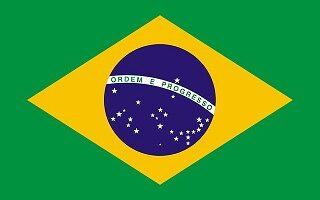 Bandera de Brasil brazil